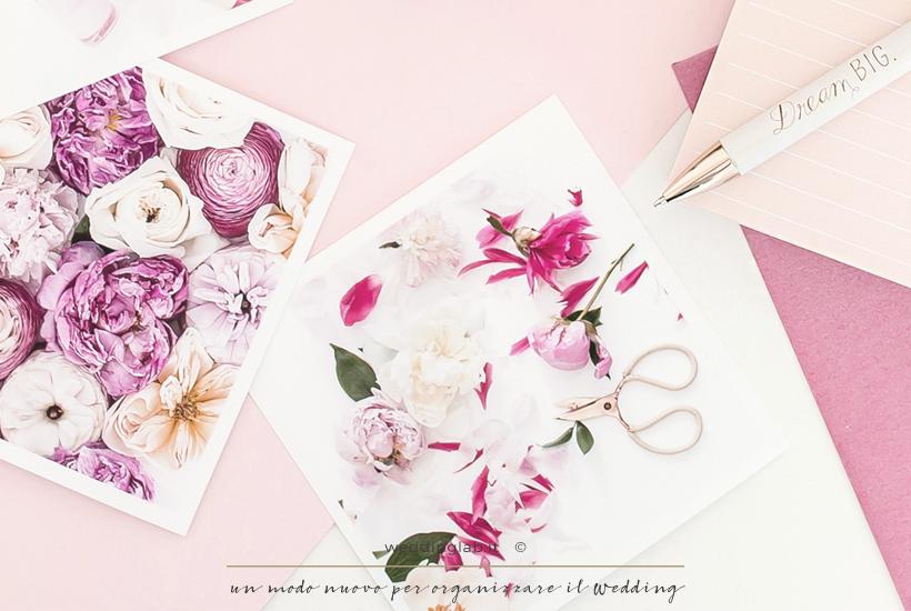 moodboard: fiori per un matrimonio in primavera