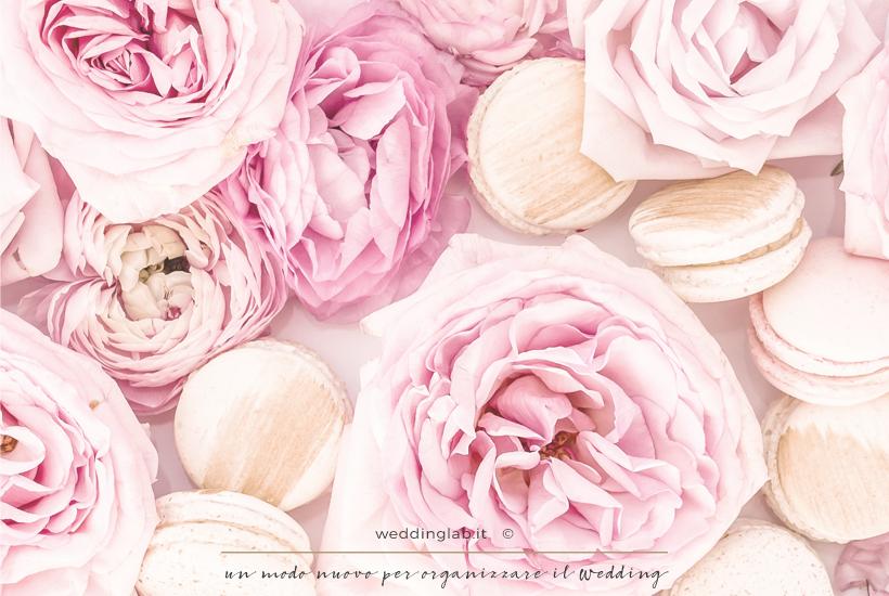 peonie e rose inglesi: fiori per un matrimonio in primavera