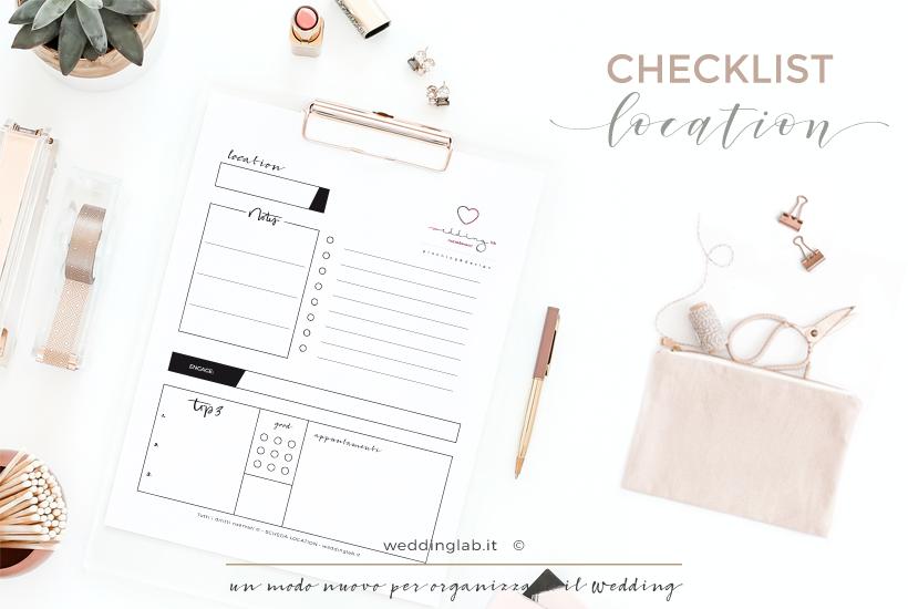 mockup checklist location
