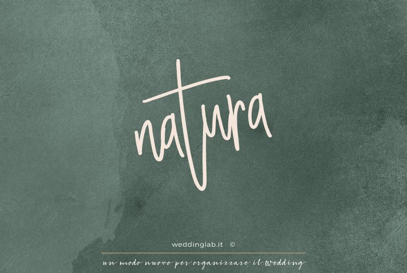 Natura: parola dell'anno 2019